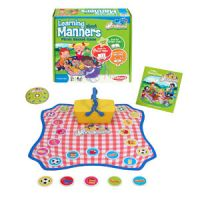 Noodleboro Learning About Manners Picnic Game