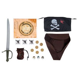 Jack Sparrow Roleplay Set
