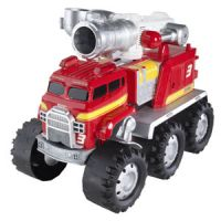 Smokey the Fire Truck
