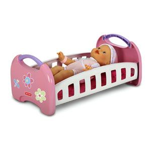 Fisher-Price Little Mommy Sleepytime Bedroom