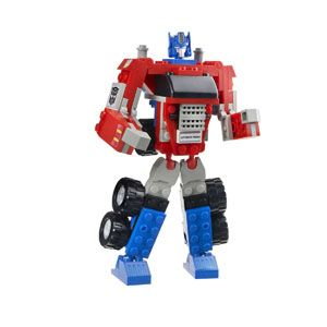 KRE-O Transformers Optimus Prime