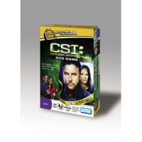 C.S.I. DVD Game