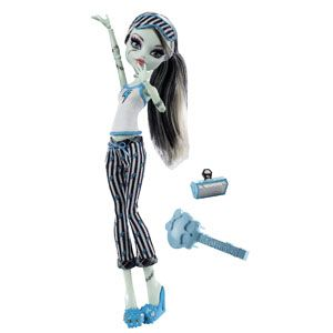 Monster High Dead Tired Frankie Stein
