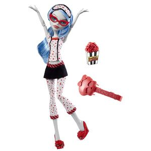Monster High Dead Tired Ghoulia Yelps