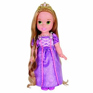 Magical Glow Rapunzel