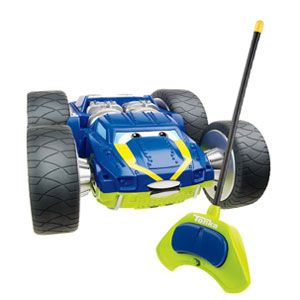 Tonka Chuck & Friends Flip the Bounce Back Racer