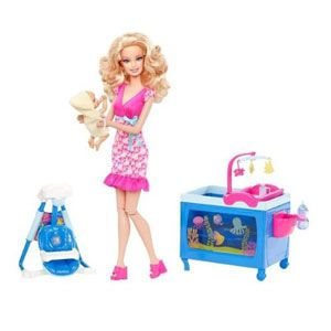 Barbie I Can Be Babysitter