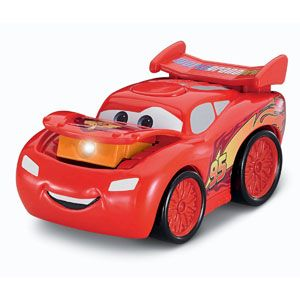Cars 2 Lightning McQueen Light