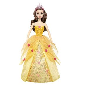2-in-1 Ballgown Surprise Belle