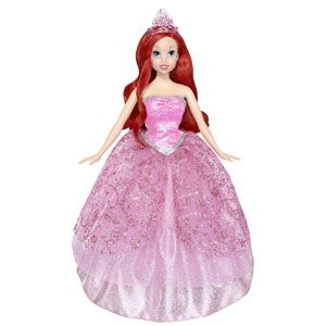 2-in-1 Ballgown Surprise Ariel