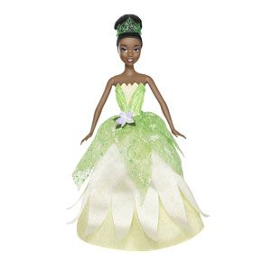 2-in-1 Ballgown Surprise Tiana
