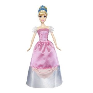 2-in-1 Ballgown Surprise Cinderella