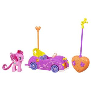 My Little Pony Pinkie Pie's RC Car