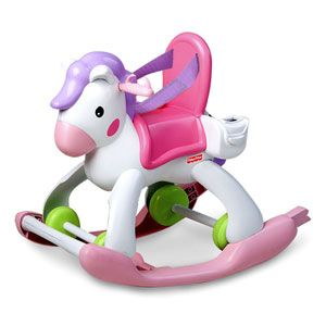 Fisher-Price Little Mommy Play All Day Pony