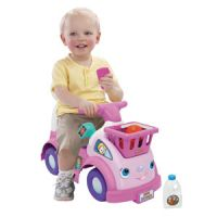 Fisher-Price Little People Shop N Roll Ride-On