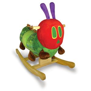 The World of Eric Carle The Very Hungry Caterpillar Rocker