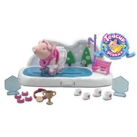 Teacup Piggies Ice Rink Champions Playset