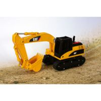 CAT Motorized Job Site Machine Excavator