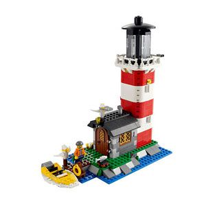 LEGO Creator: Lighthouse Island