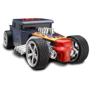Hot Wheels Light Racer Bone Shaker