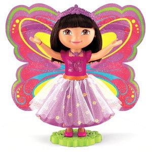 Dora's Enchanted Forest Adventures Magical Fairy Dora