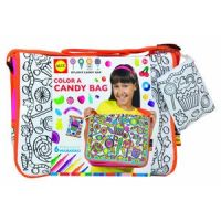 Color A Candy Bag