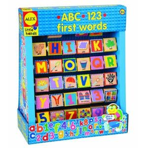 ABC - 123 - First Words