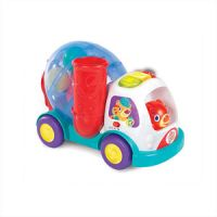Bright Starts Having a Ball Swirl & Roll Truck