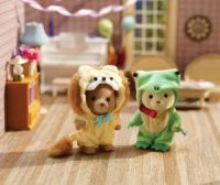 Calico Critters Costume Critters Lion & Frog