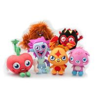 Moshi Monsters Stuffed Characters
