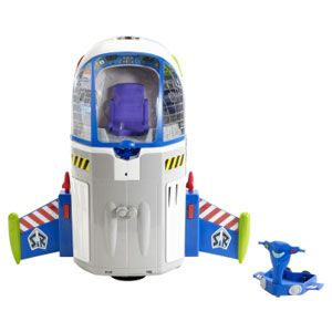 Buzz Lightyear Spaceship Command Center