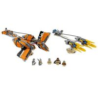Star Wars Anakin and Sebulba's Podracers