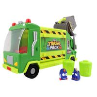 The Trash Pack Garbage Truck