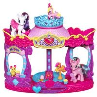 My Little Pony Rarity's Carousel Boutique
