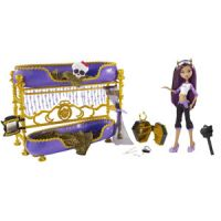 Monster High Room to Howl Clawdeen Wolf