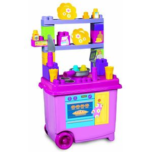 Build 'n Play Kitchenette