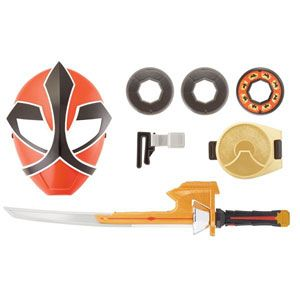 Power Rangers Samurai Samurai Ranger Training Gear