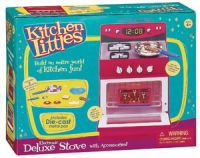 Kitchen Littles Electronic Deluxe Stove