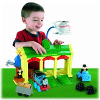 Thomas & Friends Discover Junction Tidmouth Sheds