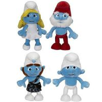 Smurfs Stuffed Characters