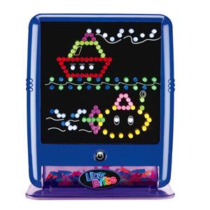 Lite-Brite LED Flat Screen