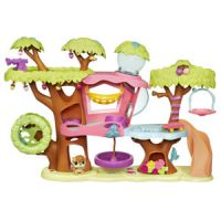 Littlest Pet Shop Walkables Magic Motion Tree House Playset