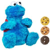 Count 'N Crunch Cookie Monster