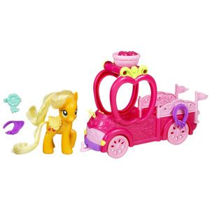 My Little Pony Applejack's Farm Truck