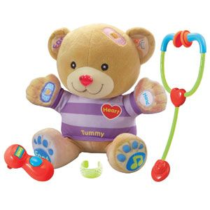 Care & Learn Teddy Bear