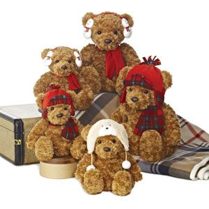 Holiday Stuffed Animals