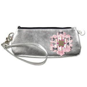 Pop Art Pixies Fab Snaps Wristlet