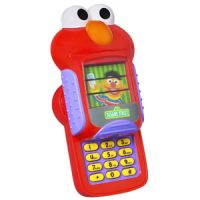 Elmo's Cell Phone