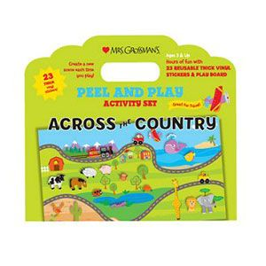 Peel and Play Activity Set