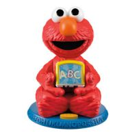 Elmo's Find and Learn Alphabet Blocks